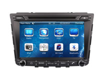 Wholesale Dvd Hyundai Free Rear - 2-Din Car DVD Player GPS Navigation for Hyundai IX25 2014 2015 with Navigator Bluetooth Radio TV USB AUX Video Stereo Free Maps