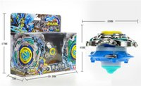 Beyblade Pegasus 7 Typen Beyblade Metall Fusion Kampf Meister 4d System Schnelligkeit Pegasis w Launcher Beyblade Metal Fury Kinder Spielzeug