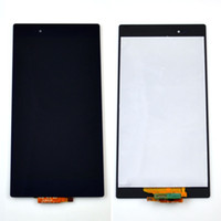 Wholesale Touch Screen Xperia Z - Digiziter LCD For Sony Xperia Z Ultra XL39h XL39 C6806 C6843 C6833 LCD Display Panels Touch Sreen Assembly Repair Parts Replacement