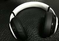 Wholesale Hot Over Ear Headphones - DHL Free! HOT! Special Edition Straight Outta Compton Wireless 2.0 Headphone Over Ear Headset For Music Studio Color Black and White