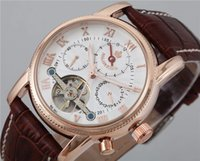 Wholesale Orkina Mens - Orkina Gold Rose White Month Date Auto Day Automatic Mechanical Mens Man watch +Gift Box Free Ship