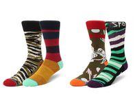 Wholesale Towels Sale Yellow Wholesale - Hot sale streetwear men socks long socks fashion stockings knee high cotton basketball socks sports socks Towel striped socks