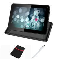 Wholesale Dual Core 9inch - Cheapest 9inch Tablet pc, Quad core, Android 4.4 quad core tablet pc with 8GB + Capacitive Touch,Dual Camera, Free DHL shiping