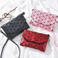 Wholesale wholesale bao - Matte Designer Women Evening Bag Shoulder Bags Girls Bao Bao Flap Handbag Fashion Geometric BaoBao Casual Clutch Messenger Bags Shoulder Bag