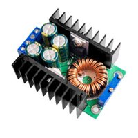 Wholesale Buck Converter Dc - DC CC Adjustable 0.2- 9A 300W Step Down Buck Converter 5-40V To 1.2-35V Power Supply Module LED Driver for Arduino