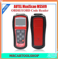 Wholesale Ford Services - hot selling free shipping 2015 Autel Maxiscan MS509 code reader scanner with high quality and best service