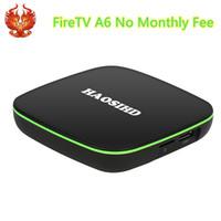 Wholesale arabic iptv box free tv online - arabic iptv box free forever FireTV A6 free HD UK sweden france italia somali live tv better than iptv mag