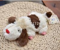 Wholesale Howls Moving Castle Toy - Wholesale-Japan Anime Hayao Miyazaki Howl s Moving Castle Yin-Yin Wang Dog Plush Toy Doll 22cm