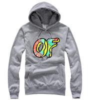 suéter futuro impar venda por atacado-Atacado-2015 New Fashion Men Odd futuro Hoodies Skate Men Sweatshirt estranho-futuro Shits Golf Wang 12 cores Casual Pullover Coat