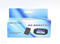 Wholesale Cables Ps Vita - For PSV PSVITA AC Wall Charger Adapter+USB Cable for Sony PS Vita with cable (EU,USA)