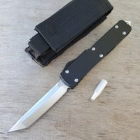 9 modelos ut121 ultratech 121 double action black tanto Caça Folding Pocket Knife com ferramenta Xmas gift for men 1pcs