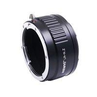 Wholesale z7 resale online - Newyi Lens Adapter Ring for Leica R Mount Lens To Z Mount Z6 Z7 Camera