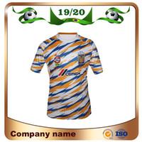 Wholesale tiger uniform for sale - New Mexico Club Tigers UANL Third Soccer Jersey Tigers UANL rd Soccer Shirt Stars Vargas H Ayala SOSA Football Uniform Sales