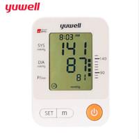 kan dijital toptan satış-Yuwell YE670D kan basıncı monitörü izle otomatik tansiyon aleti tensiometro dijital kol tansiyon ölçer tonometre CE