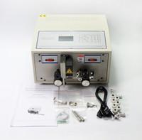 Wholesale strip machine wire resale online - Hot Sale SWT508C Automatic Stripping Wire Machine Skinning Cutting Wire Machine Computer mm2