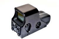 Wholesale red mount for gun for sale - Group buy Tactical Red Dot Sight Collimator Reflex Holographic Sight fit for mm Rail Mounts for Air Guns