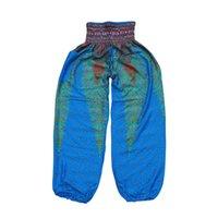 ingrosso abiti da ballo di pancia-pantaloni larghi delle gambe femminile yoga bloom pantaloni nuovo sentimento abbigliamento popolare stile etnico Nepal al mare sciolto danza del ventre stile nazionale