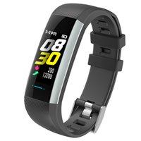 ingrosso parole di mela-M2P Aggiornato M2 MAX Smart Fitness Bracelet Watch Intelligente display a 50 parole Display della pressione arteriosa Cardiofrequenzimetro Smart Band