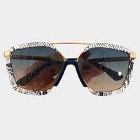 Wholesale vintage colorful resin resale online - 2019 NEW Square Sunglasses Women Designer Vintage Sunglass Fashion Colorful Frame Sun Glasses UV400