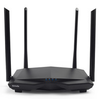 ingrosso router inglese wifi-Tenda New AC6 2.4G / 5.0GHz Smart Dual Band AC1200 Router WiFi wireless Ripetitore Wi-Fi, APP Remote Manage, Interfaccia inglese