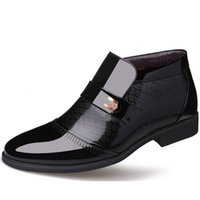 formale schuhe männer hochzeit großhandel-Neue Männer Formale Schuhe Leder Oxford Schuhe Für Männer Kleid Spitz Business Hochzeit Zapatos De Hombre