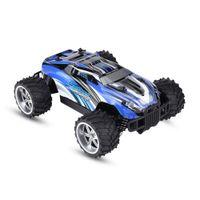 rc servo torque al por mayor-Liquidación 1:16 2.4 GHz Control Remoto En las cuatro ruedas Tracción Coche de carreras Alto par servo abd 380 motor durable RC Modelo Vehículo de juguete