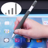 Wholesale pencil apple for sale - Group buy Jacket Tip Cap Cover Pen Grip In Tablet Replacement Durable Nib Non Slip Accessories Protective Case For Apple Pencil
