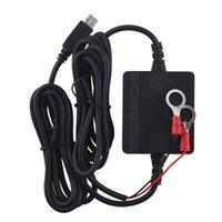 rastreador c al por mayor-20pc / lot cableada cargador de coche DC 12-24V para Tracker GPS TK905 TK906 TK909 TK915 TK109 LK109 LK209A / B / C 3G Versión LK209A / B / C