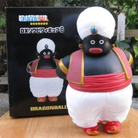 Wholesale toys online - Dragon Ball Figures Mister Bobo Action Figure Cm Anime Figma With Box High Quality For Children qx D1
