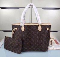 ingrosso borsa donna elegante-Nuove borse di borse a mano delle donne di modo Borse eleganti di frizione della borsa delle borse a tracolla della signora di modo con il portafoglio