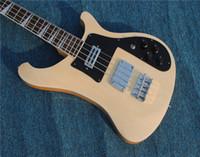 melhor violão de cordas venda por atacado-NEW Best Bass Top qualidade Rick 4003 modelo Ricken 4 cordas guitarra baixo elétrico em Cherry cor burst, todas as cores estão disponíveis