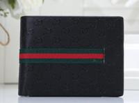 l cüzdanlar toptan satış-Erkek cüzdan çanta Ücretsiz kargo cüzdan Yüksek kalite Ekose desen kadın cüzdan erkekler erkekler için pures high-end lüks s tasarımcı L cüzdan adam