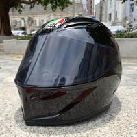 Wholesale helmet motorcycle sale resale online - designer dql Motorcycle helmet man riding car four seasons cool motorcycle with tail motocross capacete for sale