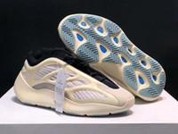 peúgas grandes da caixa venda por atacado-700 v3 azael kanye Running Shoes v2 yecheil yereel sapatos tamanho grande 36-48 Kanye West V2 Correndo tênis com Box Receipt Sock