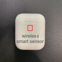écouteurs amusants achat en gros de-H1 Chip Gene2 avec étui de charge Bluetooths Écouteur tactile, Connexion à iCloud, Capteur intelligent, Numéro de série pk Airpods 5 + pcs DHL GRATUIT