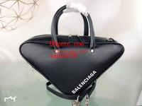 saco portátil multiuso venda por atacado-Mulheres crossbody Handbags Mulheres Saco Portátil Multi-purpose Pinças Triângulo Bolsa de Couro Genuíno Totes Hangbag saco BA-Sac à main Bag-ba1