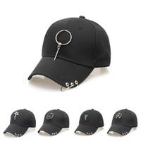 ingrosso cappello coreano nero-BONJEAN berretto da baseball nero autunno inverno coreano stile Harajuku 22 stili berretto da baseball curvo calotta estiva cappello hip-hop femminile