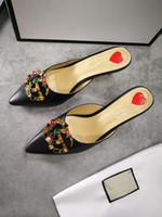 faa2842ef Sandálias das mulheres de Prata Folha Com Tiras De Salto Alto Sandálias  Gladiador Mulheres Bombas Sapatos Com Tira No Tornozelo Vestido Sapatos  sy19031003