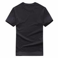 máquina estampadora de prata venda por atacado-mens moda camiseta camisa nova designer de verão t-americano Europeia populares BOSSprinting T-shirt homens mulheres casais luxo tshirt S-XXL