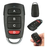 clave de honda duplicada al por mayor-ATS AL006 433 MHZ Frecuencia fija tipo de aprendizaje Control remoto Duplicate Key Universal Car Key Cloner 2pc / lot