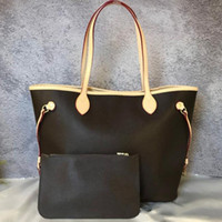 bolsos negros uk al por mayor-bolsos de diseño de moda de lujo embrague bolsos de diseño mujer bolsos de cuero del diseñador bolso bandolera bandolera mujer m40997 v101