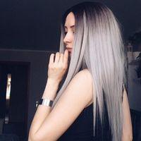cabello largo perfecto al por mayor-22