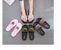 872384864 Wholesale cute adult slippers for sale - hello Kitty slippers ladies summer  indoor cute cartoon bathroom