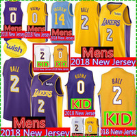 info for 844aa f1849 Discount Kyle Kuzma Jersey   Kyle Kuzma Jersey 2019 on Sale ...