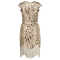 eb631ffcc8 Wholesale plus size vintage great gatsby dresses - Group Buy Cheap ...