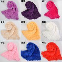 foulard d'extérieur multifonctionnel achat en gros de-Mesdames foulard Snood Magic foulards châle usure de la tête extérieure multifonctionnelle douce