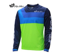 Wholesale long sleeve mx jerseys for sale - Group buy FLY FISH RACING GP Air Prisma MX Offroad Yellow Green MTB Running Clothing Off road Motocross Jersey Long Sleeve Jersey