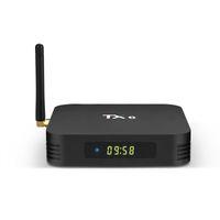 ingrosso tv ram box-2019 nucleo Nuovo TX6 H6 Quad 4 GB di RAM 64G Android 9.0 TV Box 2.4G 5G WiFi Bluetooth Media Player