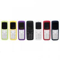 3g entriegelte einzelne sim telefon großhandel-L8star BM30 Mini Telefon SIM + TF Karte freigesetzter Mobiltelefon G / M 2G / 3G / 4G drahtloser Bluetooth Wählkopfhörer mit magischer Stimme 100% authentisch