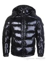 chaqueta de abrigo abajo outwear al por mayor-CALIENTE de las nuevas mujeres casual abajo de la chaqueta caliente abajo abrigos para hombre al aire libre Outwear chaquetas Parkas pluma hombre invierno